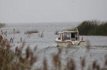 Rūpesčiai dėl Drevernos laivybos kanalo