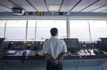Vieno langelio principą – į laivyną