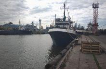 Žvejų netenkinančios kitų metų žvejybos kvotos