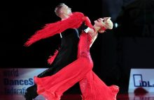 Lietuvos šokėjams – medaliai iš tarptautinių varžybų