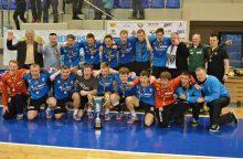Paaiškėjo Lietuvos rankinio federacijos taurės turnyro dalyviai