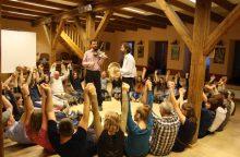 Tradicinių šokių forumas entuziastus suburs Klaipėdoje