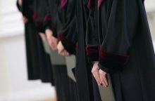 Vilniuje – visuotinis teisėjų susirinkimas