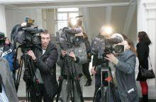 Lietuva pasaulio žiniasklaidos laisvės indekse nukrito į 36 vietą