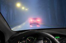 Dar viena nelaimė tamsiame kelyje: žuvo pėsčiasis Pasvalio rajone