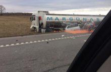 "Nelaimė kelyje ""Via Baltica"": žuvo du latviai"