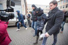 Savo sūnaus nužudymu kaltinama kėdainiškė lieka suimta