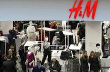 """Mados tinklas """"H&M"""" atkeliauja į Kauną"""