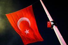 Turkijoje nepadaryta pažangos ES bevizio režimo taikymo klausimu