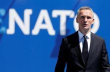 """NATO jungiasi prie koalicijos prieš """"Islamo valstybę"""""""