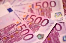 Už netiksliai deklaruotus pinigus užsieniečiams gresia baudos