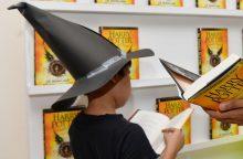 Knygyno jubiliejų paskelbs Šerlokas Holmsas ir Haris Poteris