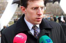 Dėl korupcijos suimtas Moldovos sostinės meras