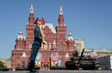 Prezidentūra: sankcijas Rusijai reikia tęsti