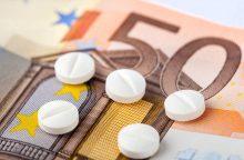 D. Grybauskaitė giria Vyriausybės užmojį mažinti vaistų kainas