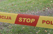 Nustatyta, kas pamelavo apie bombą Šiaulių mokykloje