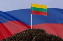 Prokurorai kiša koją su Rusijos saugumo tarnyba siejamam projektui