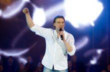 """Č. Gabalis ir grupė """"Pelenai"""" rengia unikaliausią koncertą per 20 metų"""