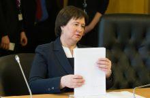 V. Baltraitienė: nereikia abejoti lietuviško maisto kokybe