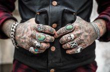 Kaip pašalinti nusibodusią tatuiruotę?