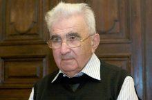 Rašytojas G. Kanovičius: literatūra silpsta