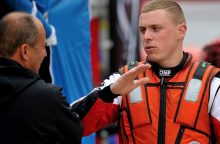 Vandens formulių F2 Europos čempionate E. Riabko liko 10-as