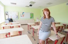 Rokų gimnazija pasikeitė neatpažįstamai: strategiją kuria net valytoja