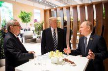 Sankcijos Rusijai sukiršino sąjungininkus