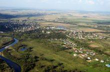 Ežerėlio viešųjų erdvių atnaujinimui – beveik milijonas eurų