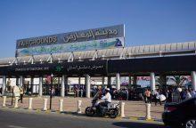 Damaske prie verslo mugės nukritus raketai žuvo penki žmonės