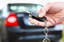 Bankas: vis daugiau gyventojų lizingu perka naudotus automobilius