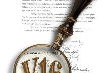 Berlyne rastas Vasario 16-osios akto originalas lietuvių kalba!