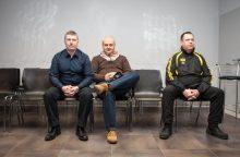 Kyšių reikalavę Kauno patruliai išgirdo nuosprendį