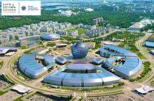 Lietuvos ambasadorius Kazachstane: mūsų paviljonas – tarp dešimties geriausių