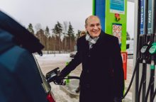 100 proc. iš atliekų pagamintas dyzelinas – jau Suomijos degalinėse