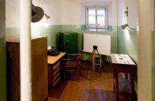 Intymiausia popiežiaus vizito dalis – apsilankymas buvusiame KGB kalėjime