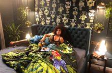 Aktorė R. Marazaitė dėl vaidmens filme pasiryžo priaugti svorio