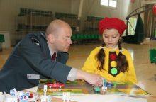 Saugaus eismo varžybose dalyvauja trečdalis Lietuvos mokyklų