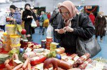 Protestai dėl pensijų Rusijoje: V. Putinas pasirūpino saugikliais