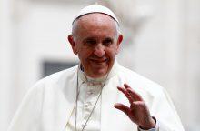 Popiežius Vatikane priims Jordanijos karalių Abdullah II