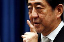Japonijos vyriausybė: Sh. Abe neatsiprašys už Perl Harboro ataką