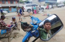 Padėtis Mianmare: karinė chunta toliau vykdo genocidą