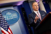 JAV perspėja Kiniją dėl interesų Pietų Kinijos jūroje