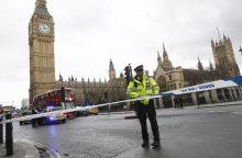 Išpuolis Londone: žuvo keturi žmonės, apie 20 sužeista <span style=color:red;>(atnaujinta)</span>
