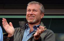 Šveicarų policija pasipriešino R. Abramovičiaus planams apsigyventi šalyje