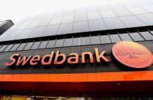 """Nutekinti dokumentai: """"Swedbank"""" apie galimą pinigų plovimą žinojo jau seniai"""