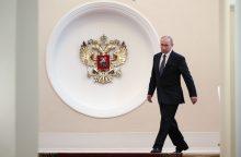 Keturios šalys prisijungė prie ES sankcijų Rusijai patęsimo