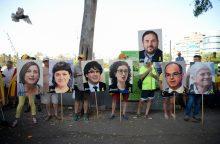 Ispanija atšaukė arešto orderius C. Puigdemontui ir kitiems katalonų veikėjams