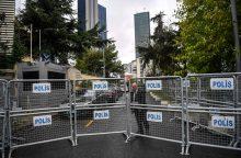 Turkų dienraštis: Saudo Arabijos žurnalistui buvo nukirsta galva