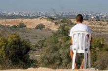"""Po kruvino smurto proveržio """"Hamas"""" skelbia paliaubas su Izraeliu"""